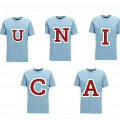 5tshirt blu napoli UNICA