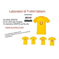Tshirt gratis nelle varie citta' senza scritta
