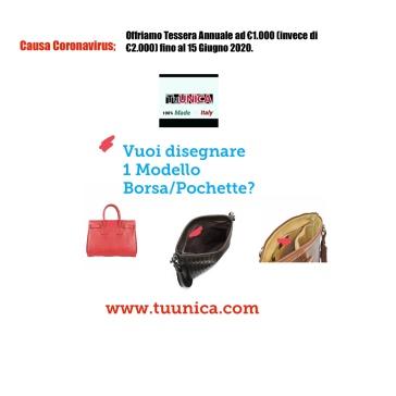 Stilista Pochette Offerta coronavirus