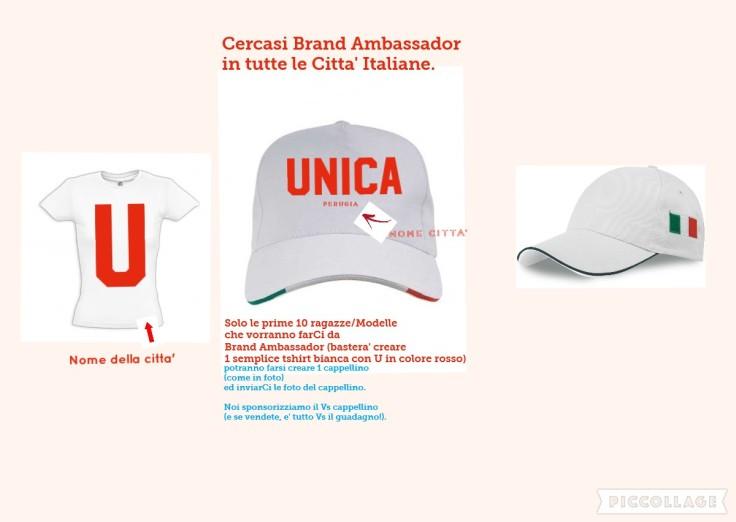 Collage prime 10 cappellino